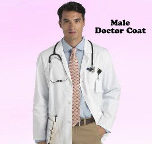 high quality doctor coat