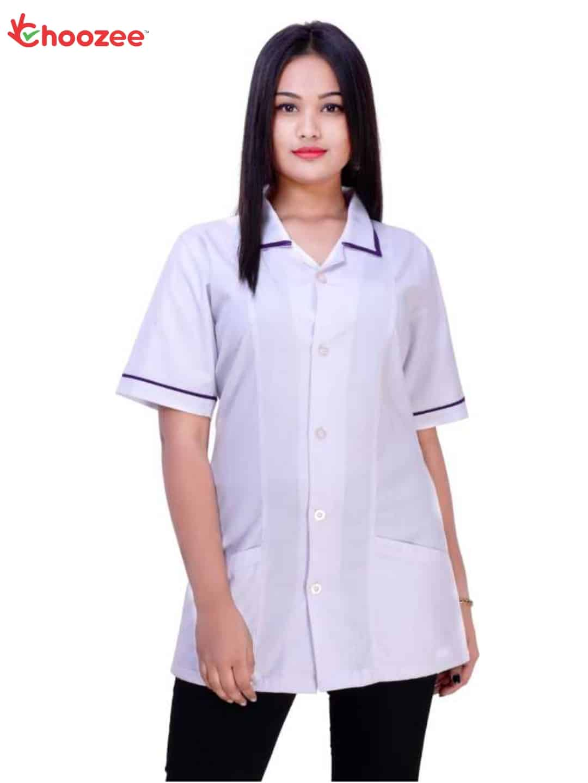 Female Doctor Coat