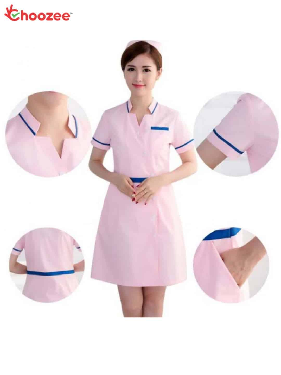 Elegant Medical scrubs