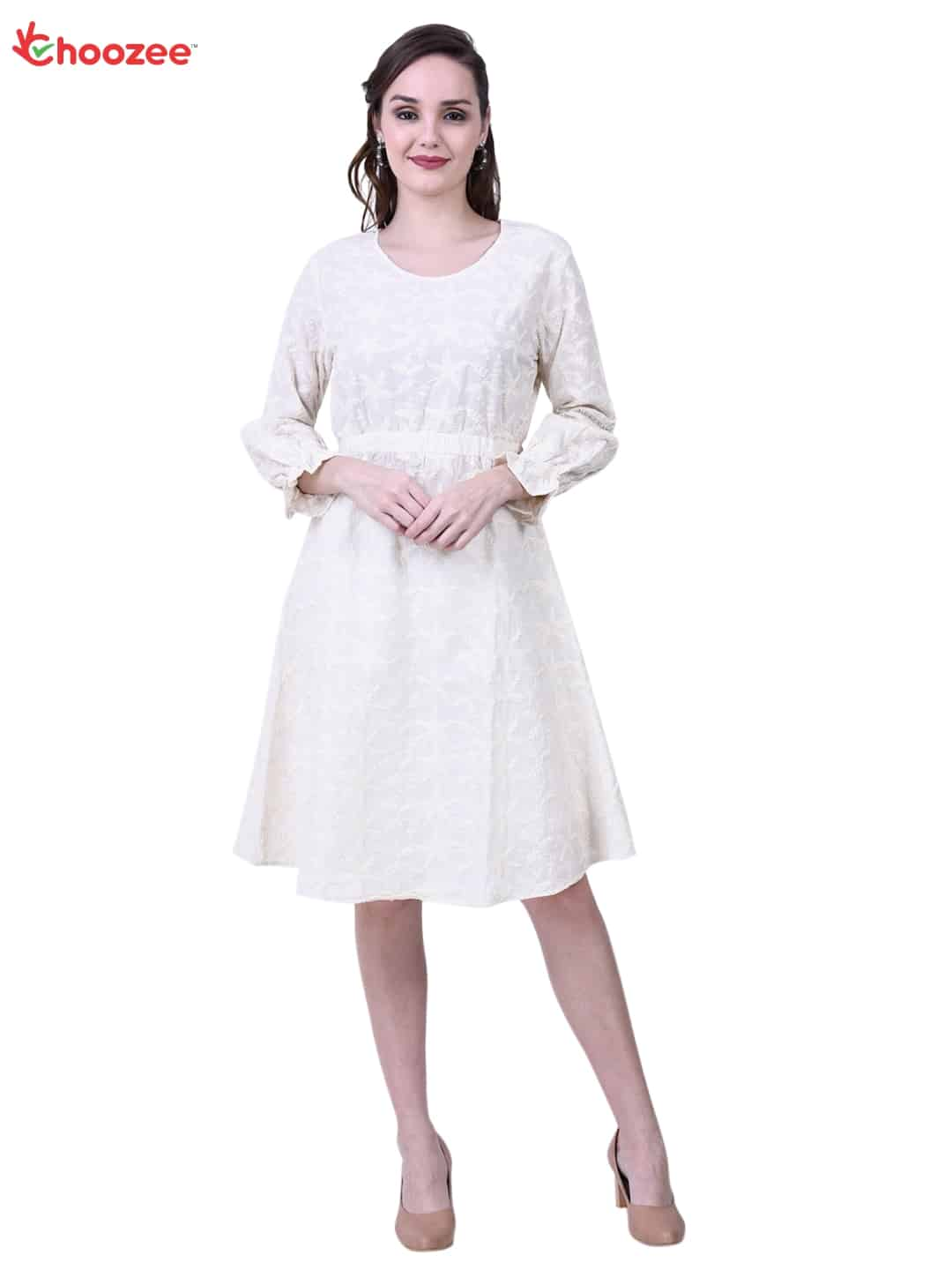 Glory Embroidered Women Tunic
